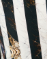 Широкие брюки в полоску Kenzo  –  Деталь