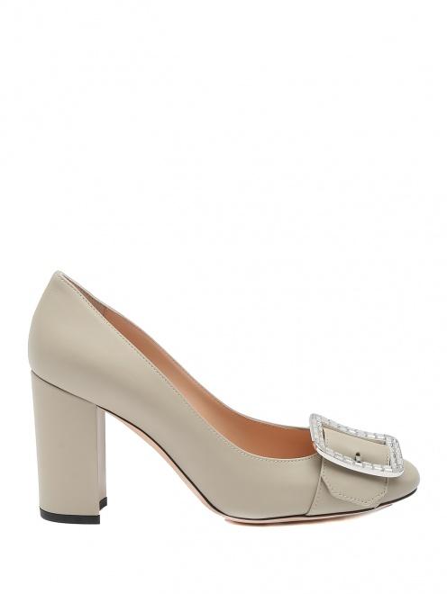 Туфли из кожи  - Общий вид