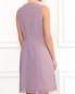 Платье из хлопка без рукавов Moschino Cheap&Chic  –  Модель Верх-Низ1