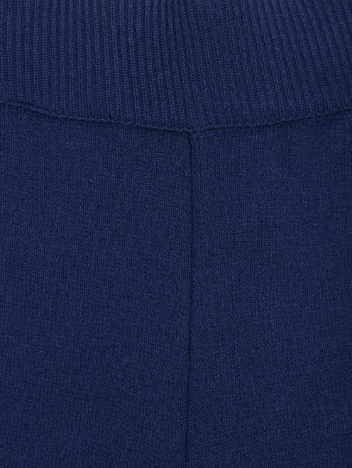 Трикотажные брюки на резинке - Деталь1