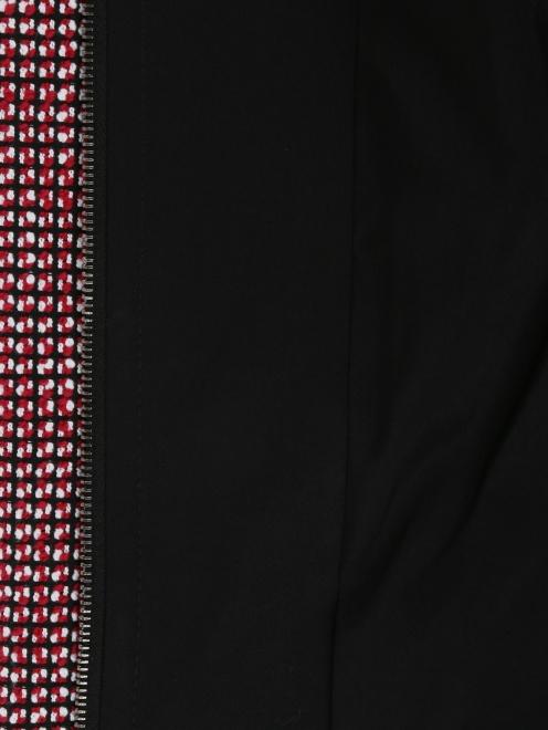 Жакет с накладными карманами - Деталь2