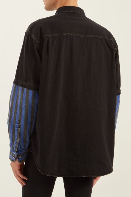 Рубашка - 528512 Рубашка Модель Верх-Низ