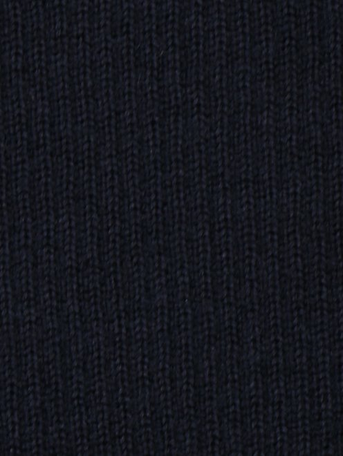 Водолазка из шерсти с контрастной отстрочкой - Деталь