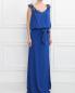 Платье-макси из шелка Collette Dinnigan  –  Модель Общий вид