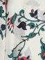Платье из шелка с цветочным узором Max Mara  –  Деталь