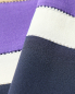 Шелковые брюки с контрастными вставками Alberta Ferretti  –  Деталь