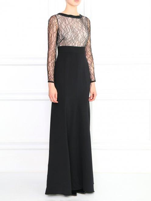 Платье-макси - Общий вид