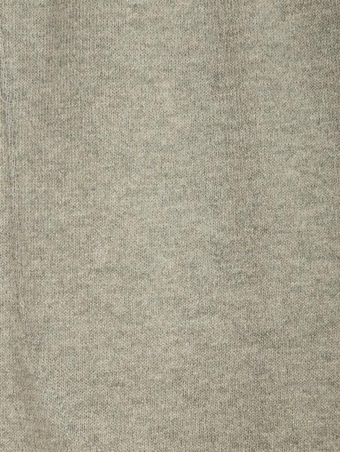 Спортивные брюки из хлопка на резинке - Деталь1