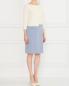 Платье-футляр с защипами Moschino  –  Модель Общий вид