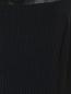 Платье миди с шифоновой вставкой Persona by Marina Rinaldi  –  Деталь