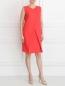 Платье прямого кроя без рукавов Giambattista Valli  –  Модель Общий вид