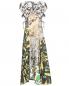 Платье-миди из шелка с узором 3.1 Phillip Lim  –  Общий вид