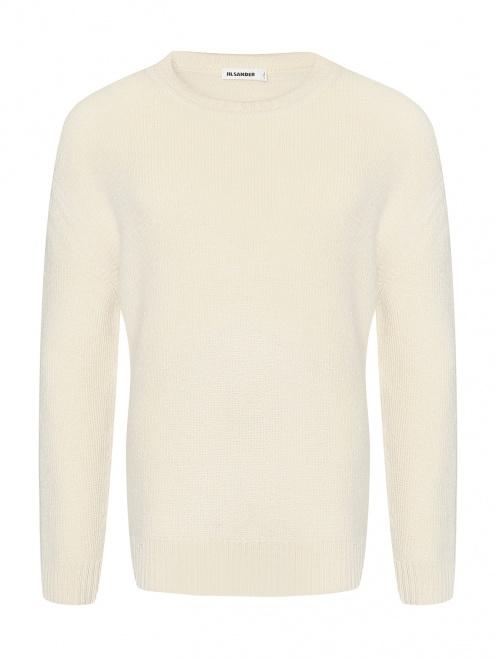 Джемпер из шерсти - Общий вид