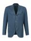 Однобортный пиджак из шерсти Boglioli  –  Общий вид