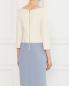 Платье-футляр с защипами Moschino  –  Модель Верх-Низ1