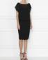 Платье-миди с короткими рукавами Max Mara  –  МодельВерхНиз
