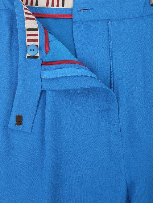 Укороченные брюки прямого кроя - Деталь1