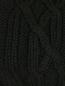 Джемпер из шерсти декорированный стразами Ermanno Scervino  –  Деталь1