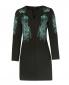 Платье прямого кроя декорированное вышивкой Juicy Couture  –  Общий вид