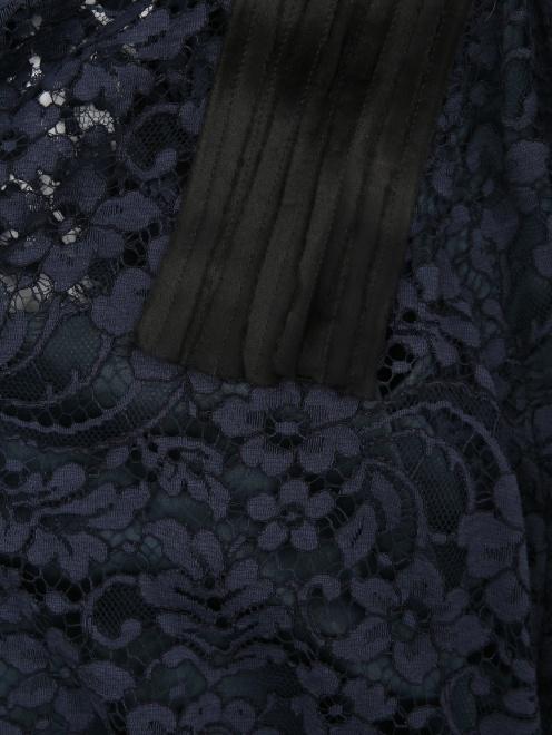 Кружевная блуза с декором - Деталь1
