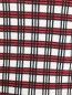 Джемпер в клетку с аппликацией из жемчужин Moschino Boutique  –  Деталь1