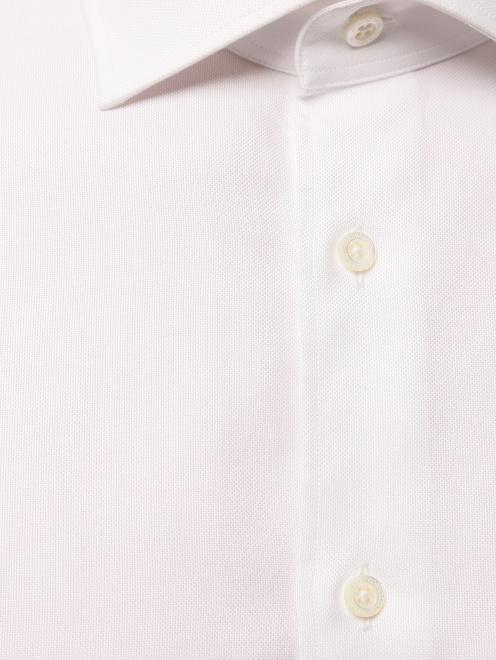 Классическая хлопковая рубашка  - Деталь