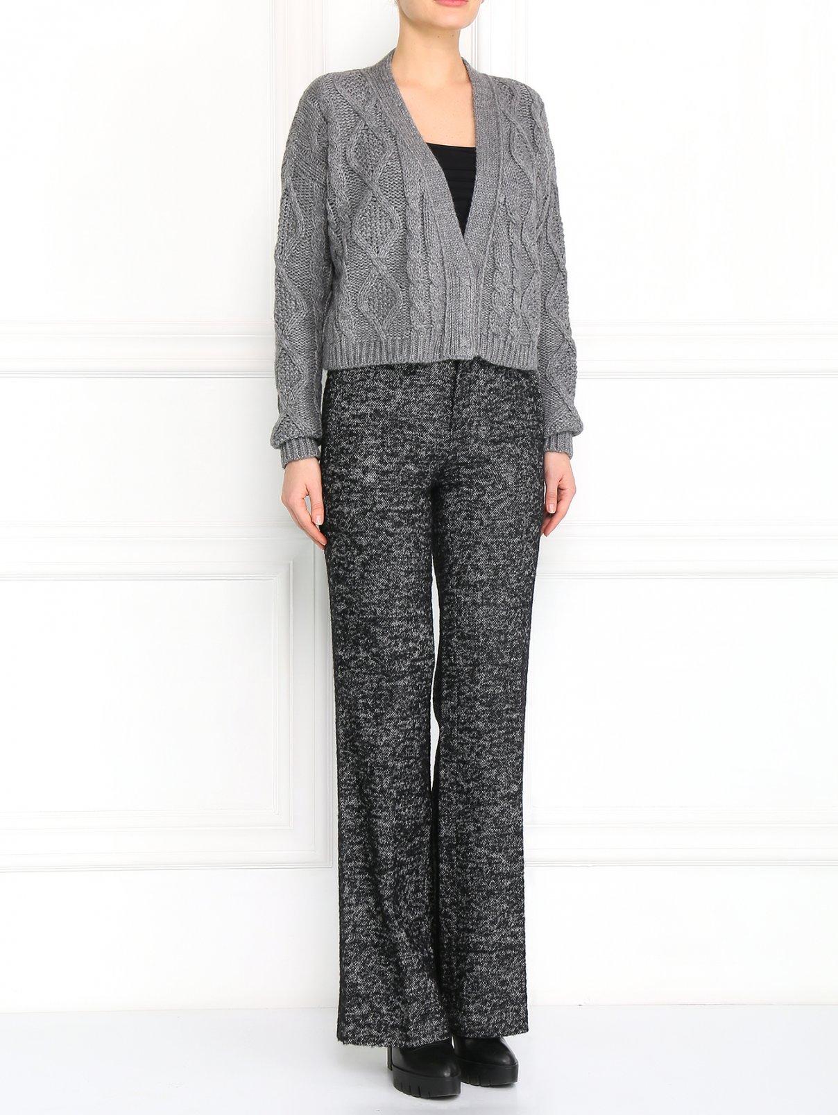 Прямые брюки из шерсти Jean Paul Gaultier  –  Модель Общий вид