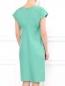 Платье-миди  свободного фасона из  хлопка Jil Sander  –  Модель Верх-Низ1
