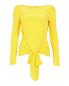 Блуза из шелка с объемнми рукавами See by Chloé  –  Общий вид