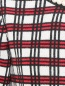Джемпер в клетку с аппликацией из жемчужин Moschino Boutique  –  Деталь