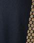 Джемпер из смесовой шерсти с рисунком Persona by Marina Rinaldi  –  Деталь