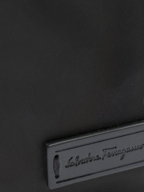 Рюкзак дутый из нейлона  - Деталь