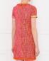 Платье-мини с аппликацией и фурнитурой Moschino Boutique  –  Модель Верх-Низ1