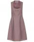 Платье из хлопка без рукавов Moschino Cheap&Chic  –  Общий вид