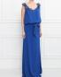 Платье-макси из шелка Collette Dinnigan  –  Модель Верх-Низ