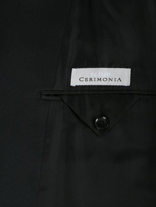 Пиджак из шерсти - Деталь2