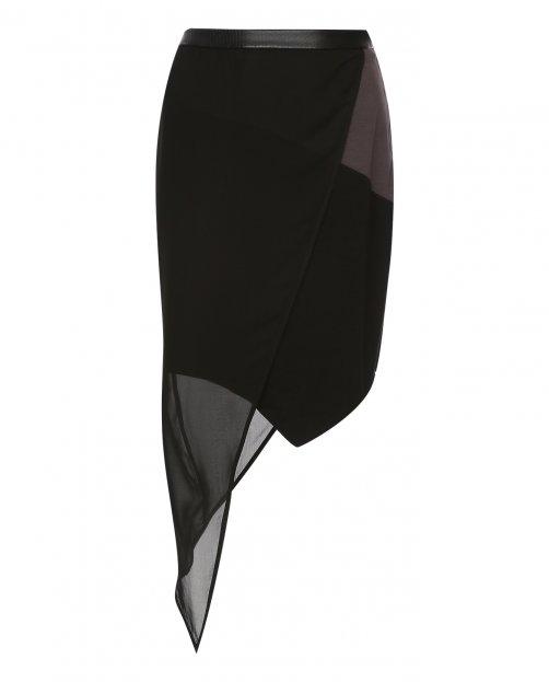 Юбка мини - Общий вид
