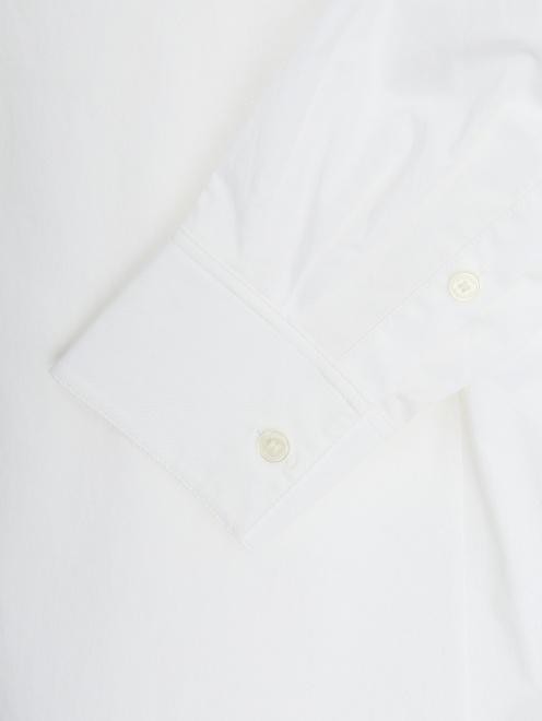 Платье хлопковое со сборкой - Деталь1