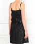 Платье-мини на съемных бретелях с декоративным бантом на спине Mariella Burani  –  Модель Верх-Низ1