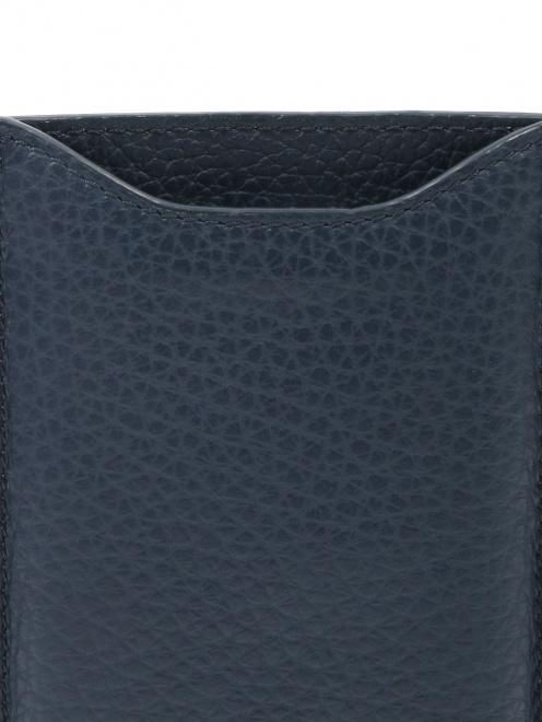 Чехол для IPhone 4 из кожи - Деталь1
